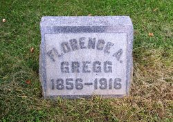 Florence A Gregg