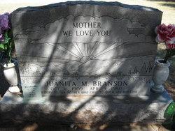 Juanita M. Branson
