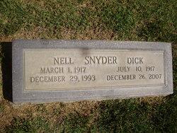 Dick Snyder