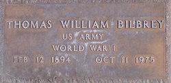 Thomas William Bilbrey