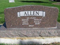 Anne G. <i>Worlton</i> Allen
