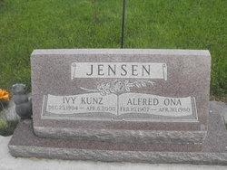 Ivy <i>Kunz</i> Jensen
