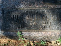 Paul Southworth Eddy