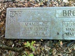 Mamie <i>Crowe</i> Brooks