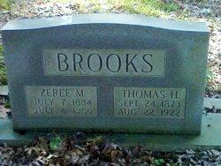 Zeree M. Brooks