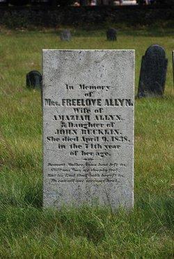 Freelove <i>Bucklin</i> Allyn