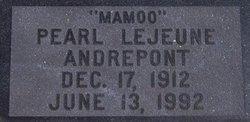 Pearl <i>LeJeune</i> Andrepont