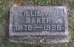 Tillie <i>Van Buskirk</i> Baker