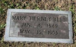 Mary <i>Tierney</i> Bell