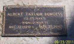 Albert Taylor Burgess