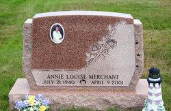 Annie Louise <i>Alley</i> Merchant