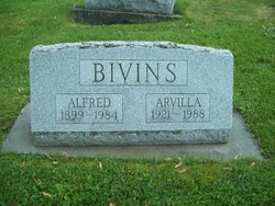 Alfred Bivins
