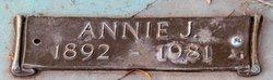 Annie Jane <i>Hooks</i> Knight