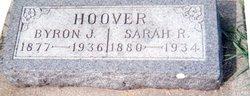 Rev Byron James Hoover