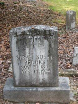 Sarah Susan <i>Roberts</i> Brooks
