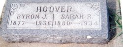 Sarah Rebecca <i>Bailey</i> Hoover