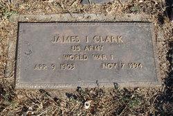 James I Clark