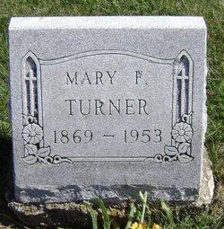 Mary Francis <i>Baker</i> Turner