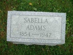 Sabella <i>Weston</i> Adams
