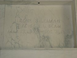 Irene <i>Silliman</i> Beam