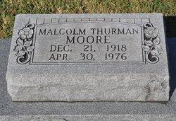 Malcolm Thurman Moore