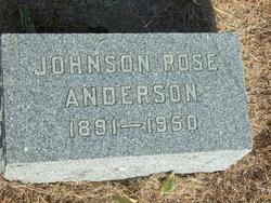 Dr Johnson Rose Anderson