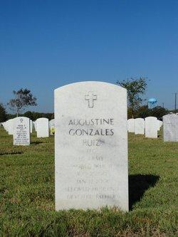 Augustine Gonzales Ruiz
