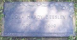 Lola Clifford BoBo <i>Hardy</i> Beesley