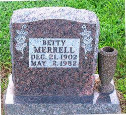 Betty Merrell