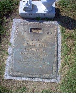 Robert Christopher Bobo Backus, Jr