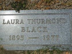 Laura <i>Thurmond</i> Black