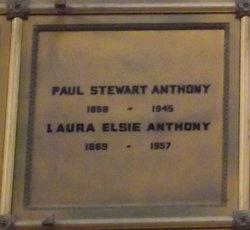 Laura Elsie Anthony