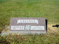 Clara <i>Bertram</i> Greiner