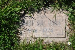Mary Sue Acree