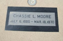 Chassie Laura <i>Dodson</i> Moore