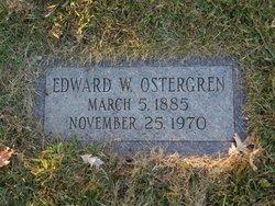 Dr Edward William Ostergren