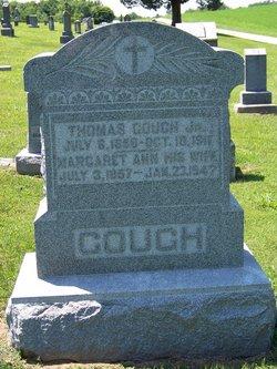 Margaret Ann <i>McAtee</i> Gough