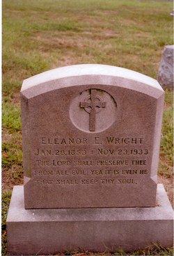 Eleanor Elizabeth Wright