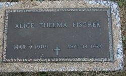 Alice Thelma Fischer