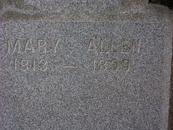 Mary <i>Bell</i> Allen