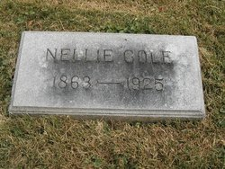 Nellie <i>Van Schaick</i> Cole