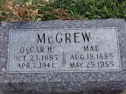 Mae <i>Whitmarsh</i> McGrew