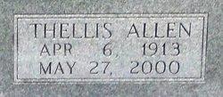Thellis Gertrude <i>Allen</i> Brewer
