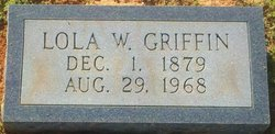 Dorsey Lola <i>Wardlaw</i> Griffin