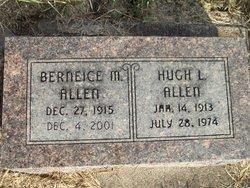 Berneice M. <i>Carpenter</i> Allen