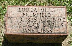 Louisa <i>Mills</i> Brumfield