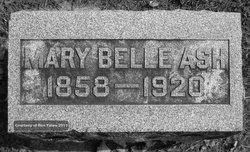 Mary Belle <i>Swank</i> Ash