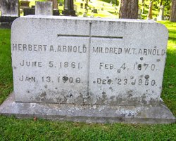 Mildred W. T. Arnold