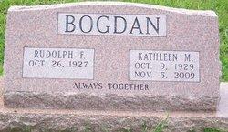 Kathleen M Katie <i>Mahaffey</i> Bogdan