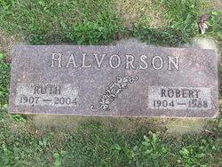 Ruth Bernice <i>Peterson</i> Halvorson